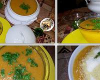 Лечебная  диета  № 1 – рецепты супов