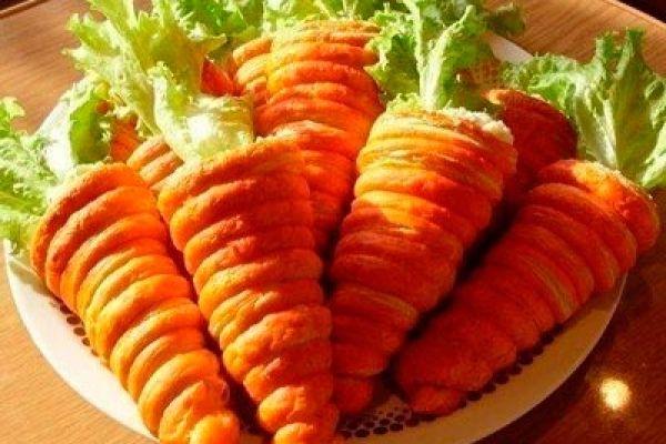 Морковь в глазури, морковка тушёная и как вкусно запечь  хлеб с овощами