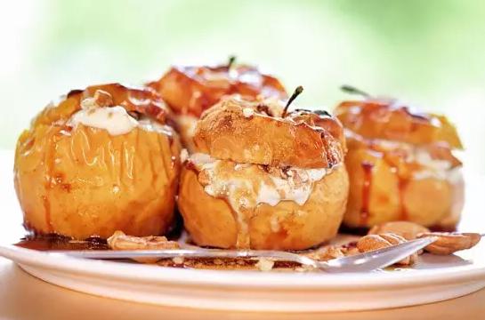 яблоки печеные