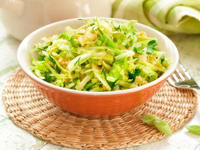 салат зеленый восторг