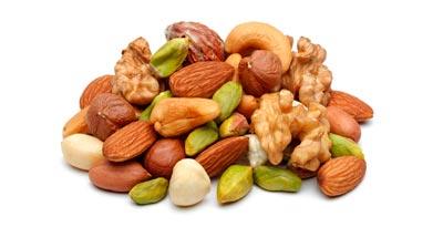 орехи для бодрости