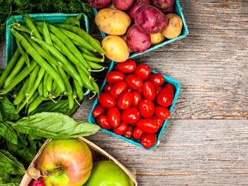 Овощные котлеты  вкусная диета