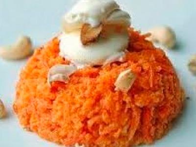 пудинг из вымочченой моркови
