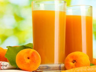 Кисель из абрикосового сока