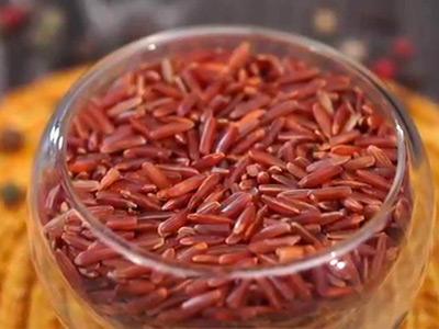 Красный рис это бурый рис