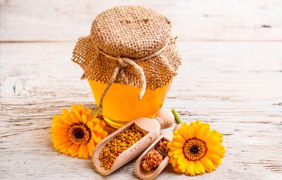 мед и патока