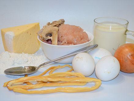 продукты для блинчиков